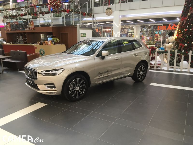 VOLVO XC60 T5 187kW AWD INSCRIPTION AT8