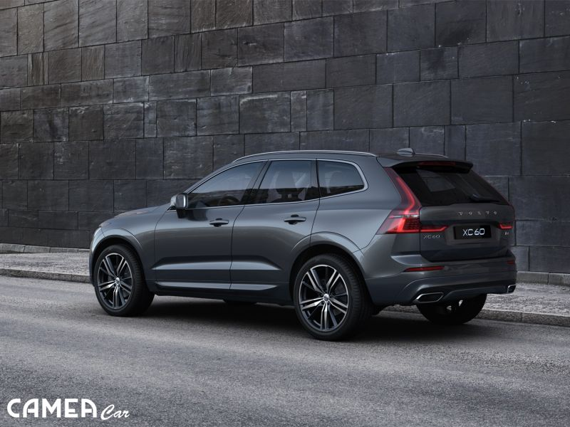 VOLVO XC60 D4 AWD 140kW AT8 R-Design