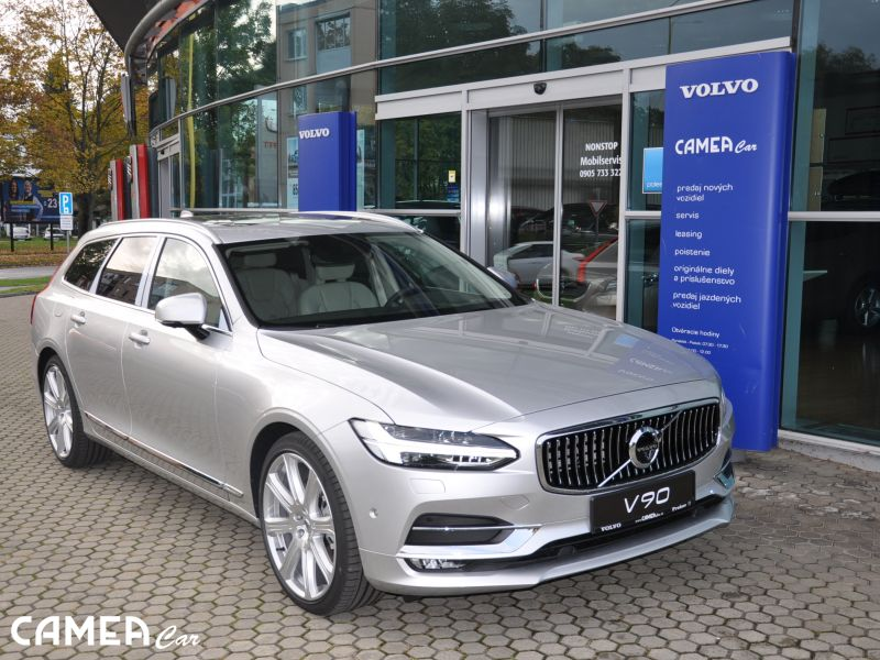 Volvo V90 D5 AWD AT8 Inscription POLESTAR