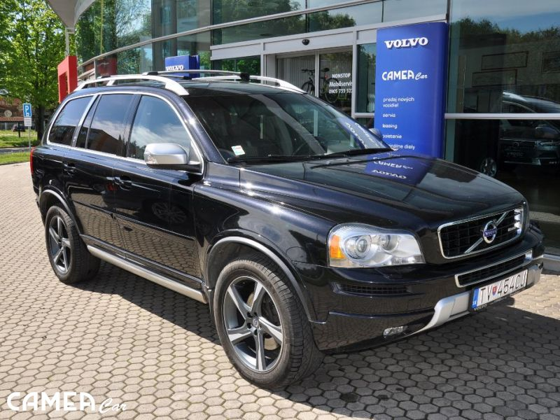 VOLVO XC90 D5 147kW AT6 AWD R-design