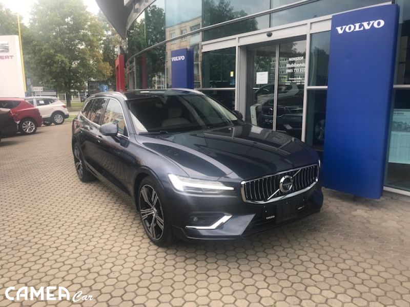 VOLVO New V60 D4 FWD 140kW AT8 Inscription