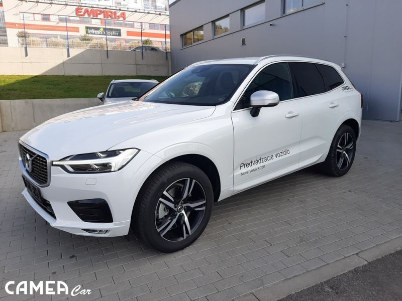 VOLVO XC60 T5 AWD 184 kW AT8 R DESIGN akcia 4+4