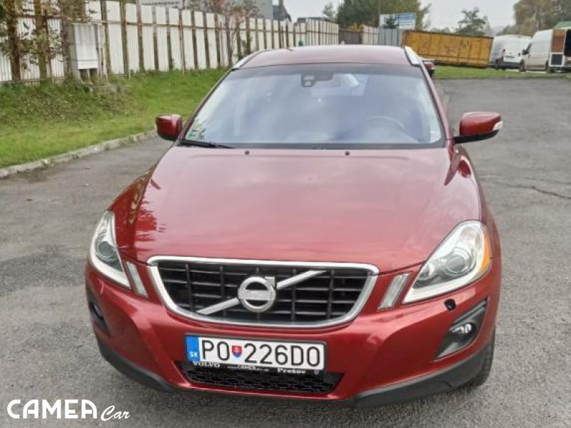 VOLVO XC60 2,4D AWD 120kW AT6 SUMMUM