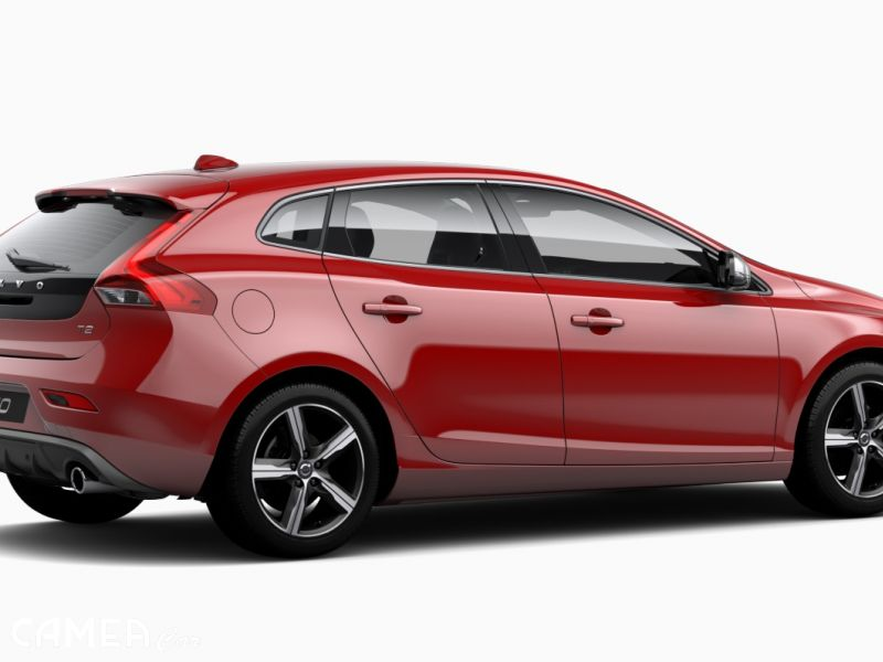 VOLVO V40 T2 90kW MT6 R Design FINAL EDITION