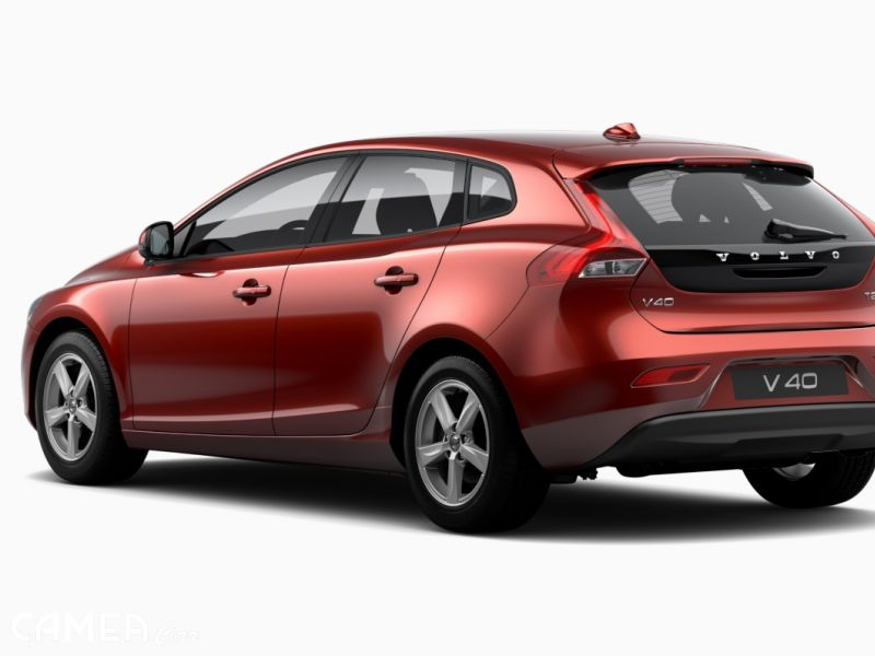 Volvo V40 T3 112kW AT6 Editio PLUS LED svetlomety