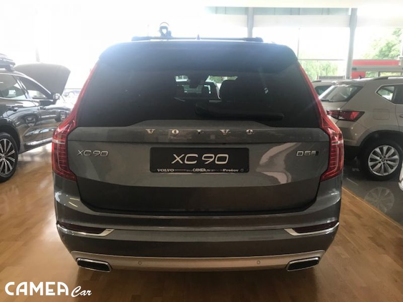 VOLVO XC90 D5 AWD AT8 INSCRIPTION 4+4 servis a záruka